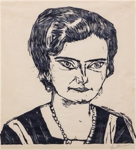artwork by max beckmann