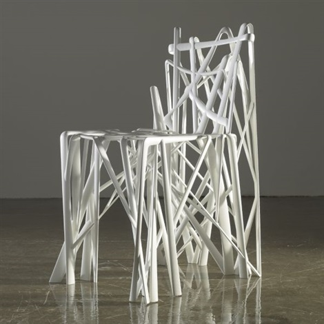 chair model solid c2 by patrick jouin