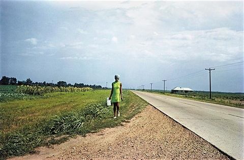 untitled near minter city and glendora mississippi by william eggleston