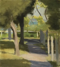 path to the beach by clarice marjoribanks beckett