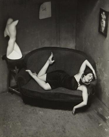 satiric dancer paris by andré kertész