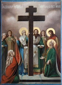 exaltation of the cross by anonymous-russian