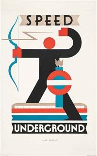 speed underground by alan rogers