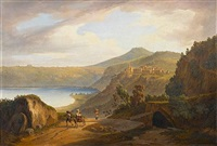 view of nemi by john (newbott) newbolt