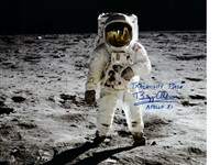buzz aldrin by neil armstrong