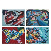 compositions by karel appel