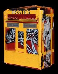 boîte aux lettres by artiste-ouvrier