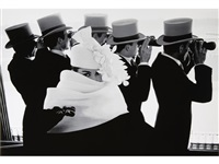 givenchy hat c, paris by frank horvat
