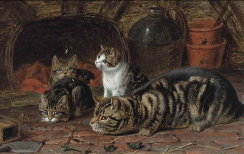 the first lesson by horatio henry couldery
