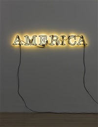 the period by glenn ligon