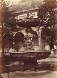 palais waldstein in prag, gartenansicht by andreas groll