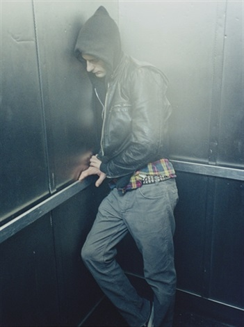 untitled elevator by ryan mcginley