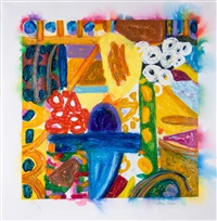 sikar ii by gillian ayres