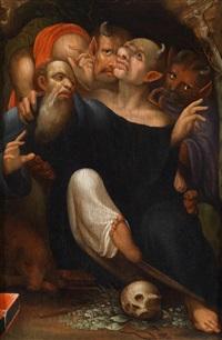 die versuchung des heiligen antonius by anonymous-dutch (16)