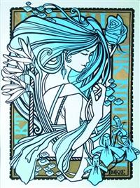 nouveau 2 blue v3.0 by inkie