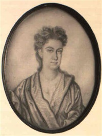 portrait of mrs. thomas hay by thomas forster
