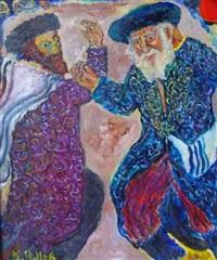 danse hassidique by karol adler