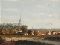 village by the water by carl eduard ahrendts