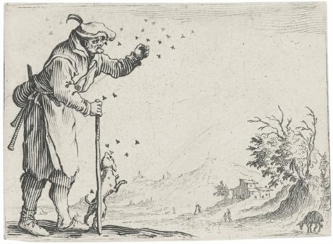 les caprices set of 50 others 72 works by jacques callot
