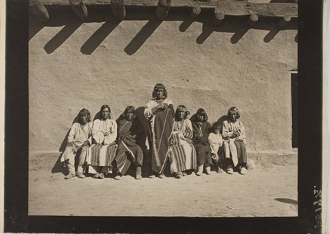 pueblo elders possibly zuni by john k hillers
