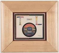 application du cercle chromatique de mr.ch.henry by paul signac