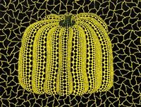 南瓜 (pumpkin) by yayoi kusama