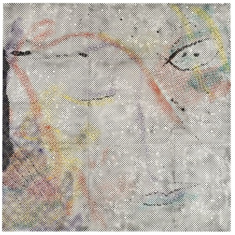kopf head by sigmar polke