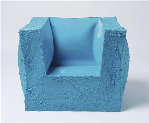 unique jason armchair from the iperbolica series by alessandro ciffo xxi silico