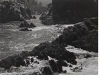 big sur, california by minor white