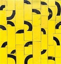 banana yellow by rosalie gascoigne