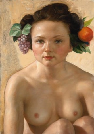 lydian by john currin