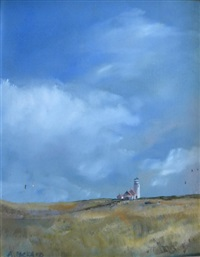 highland light, truro by anne packard