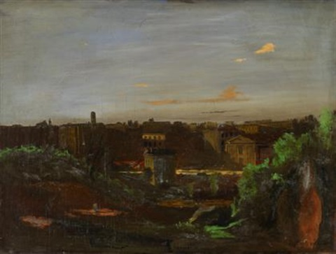 view of philadelphia by walter stuempfig