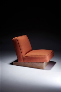 side chair by albert frey