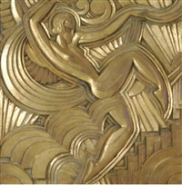 the dancer nikolska by maurice (pico) picauld