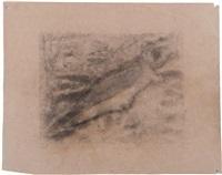 un nu féminin dans un paysage (study) by achille emperaire