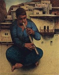 al nay al hazine (the sad flute) by louay kayyali