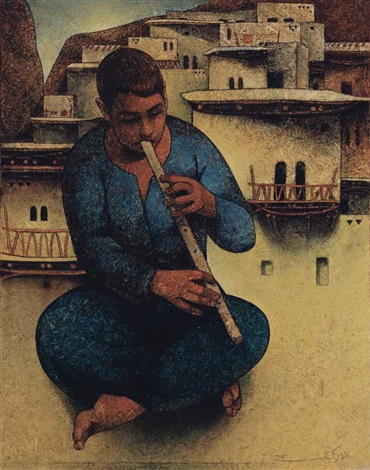 al nay al hazine the sad flute by louay kayyali