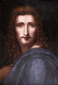 le christ à la couronne d'épines by bernardino luini