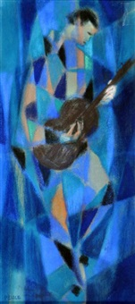 arlecchino by guiglielmo peirce