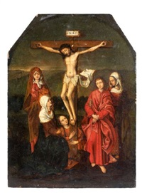 la crucifixion by marcellus coffermans