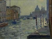 grand canal, venice by bo hilton