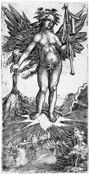 allegorische gestalt by albrecht altdorfer