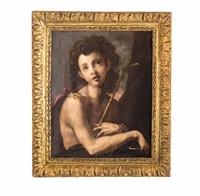 der junge johannes der täufer by parmigianino