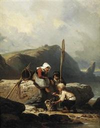 les petits pêcheurs de crabes by nicholas edward gabe