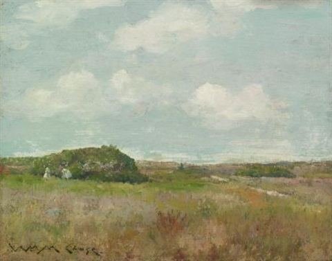 shinnecock by william merritt chase