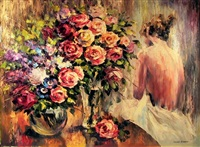 morning by leonid afremov