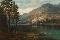 lake tahoe by william franklin jackson