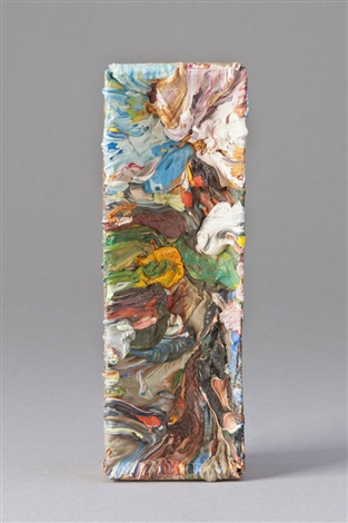 ohne titel palette by bernhard martin