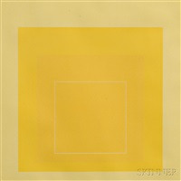 wls i from white line squares by josef albers